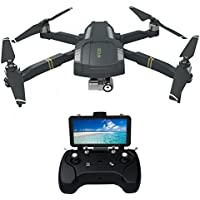 Beyondsky Foldable RC Drone C-FLY OBTAIN Foldable RTF Quadcopter with GPS WiFi FPV 1080P HD Camera 3-axis Gimbal Follow Me Mode with Remote Control