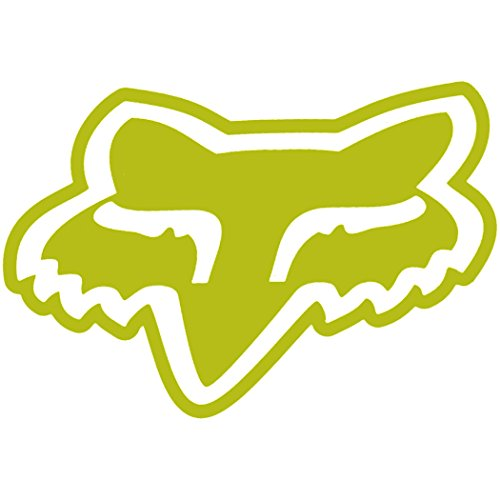 Fox Racing - Fox Sticker - Fox Head - Melon - One Size