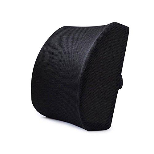Pure Lumbar Cushion Memory Foam Back Cushion