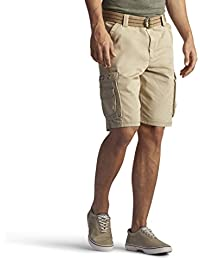 9bce83d5ae Men's Dungarees New Belted Wyoming Cargo Short · LEE