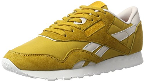 Para Slim Nylon Mujer eccentric Beige Cl Reebok kindness Sneakers Hv qXpEAw
