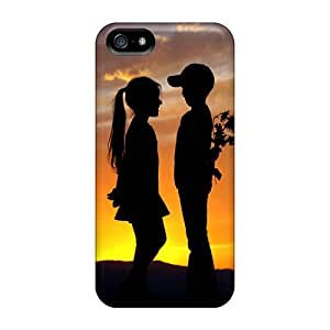 Snap-on Case Designed For Iphone 5/5s- First Love