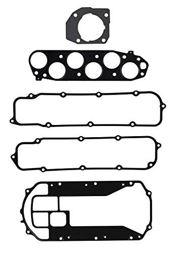 - Fel-Pro MS 96384-2 Upper Intake/Plenum Gasket Set