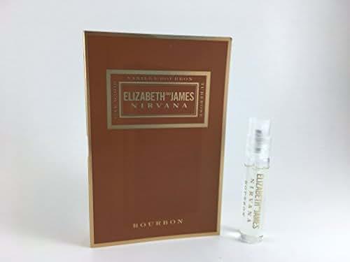 Elizabeth and James Nirvana Bourbon Eau de Parfum - 0.07 oz. Sample Spray