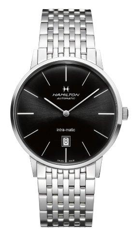 ハミルトンintra-matic Autoメンズ腕時計# h38755131 B008S3R6KI