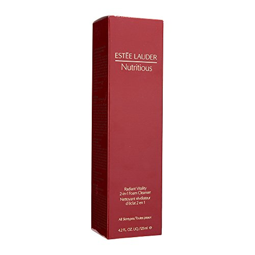 027131973782 - Estee Lauder Nutritious Radiant Vitality 2-In-1 Foam Cleanser, 4.2 Ounce carousel main 2
