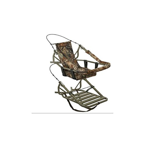 Summit 81052 Viper Classic Steel Self-Climbing Tree Stand, Camouflage Finish (Tree Stand Viper Summit)
