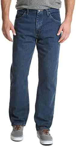 Wrangler Men's Classic Authentics Relaxed Fit Jean