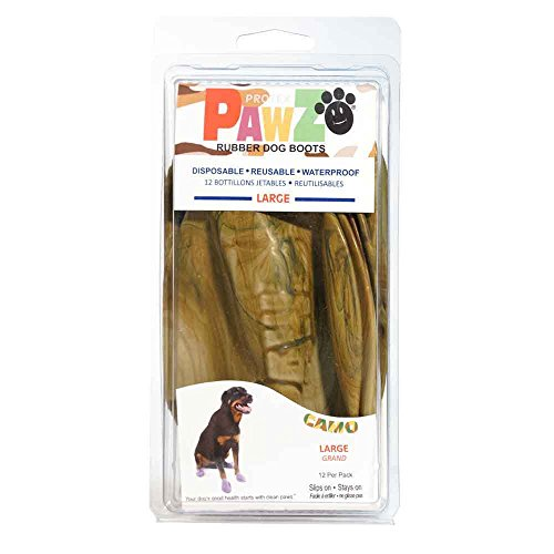 Pawz Dog Boots PZCML Up to 4