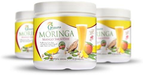Moringa Mango Smoothie Mix 100g
