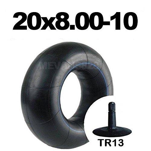 20x8.00-10 Inner Tube With Straight Valve TR13, Garden Tractor inner tube 20 8.00 x 10 VARIOUS