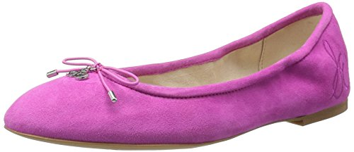 discount websites free shipping comfortable Sam Edelman Womens Felicia Closed Hot Pink Suede sale Manchester outlet newest free shipping countdown package Guf5yn