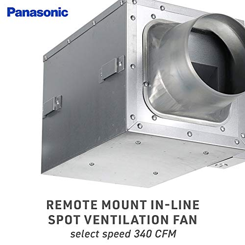 Phenomenal Panasonic Fv 20Nlf1 Whisperline 240 Cfm In Line Fan 6 Inch Duct Home Interior And Landscaping Ologienasavecom