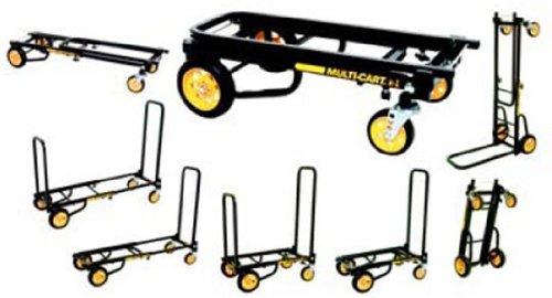 Rock-N-Roller R2RT (Micro) 8-in-1 Folding Multi-Cart/Hand Truck/Dolly/Platform Cart/26