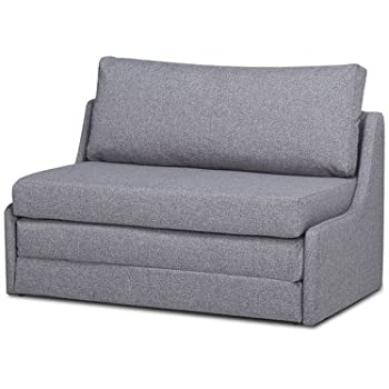Amazoncom Sabine Twin Size Sleeper Loveseat Sofa Bed Made w
