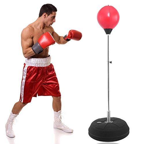 Boxing Bag Floor Standing - 8