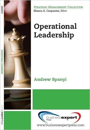 Amazon operational leadership ebook andrew spanyi kindle store fandeluxe Image collections