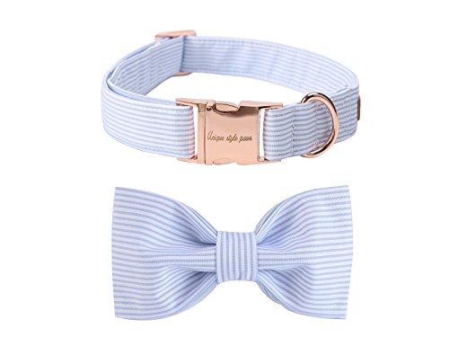 collar para perro stripe Unique Style Paws large