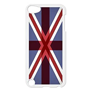 iPod Touch 5 Case White Britain Overlay SUX_041528