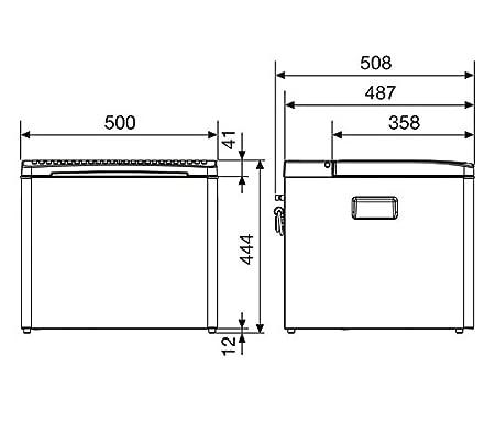 Amazon.es: Dometic 9105202809 CombiCool RC 2200 EGP - Nevera para ...