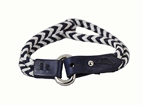 tommy-bahama-mens-white-with-navy-blue-braided-wristband-bracelet