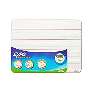 EXPO Dry Erase Learning Board