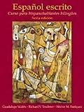 Espanol Escrito& Myspanishlab a/c Multi-Sem 6th Edition