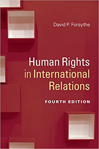 Human Rights in International Relations cover