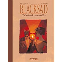 Blacksad HS 02  L'histoire des aquarelles 01