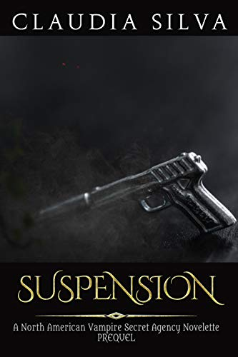 Book: Suspension - A NAVSA Universe Prequel by Claudia Silva
