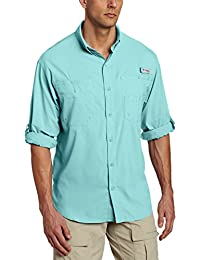 Columbia Men's Plus Tamiami Ii Long Sleeve Shirt
