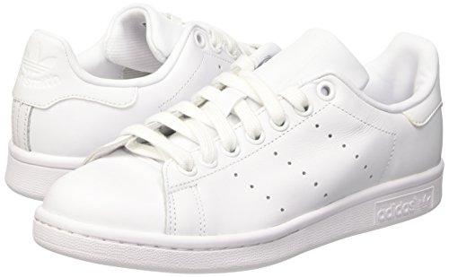 Smith White White Weiß Blanco Ftwr Ftwr Deporte para Stan Ftwr White Zapatillas de Hombre Adidas Exterior USB5qWO