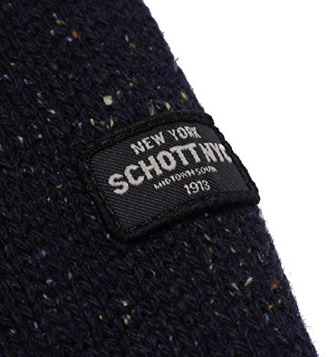 Schott Nyc Bleu Pull Homme Navy navy vq8wCYOq