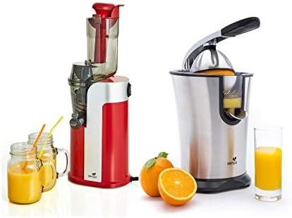 Senya SYPK-002 Set de desayuno, 1415 W, Rojo y Gris: Amazon.es: Hogar
