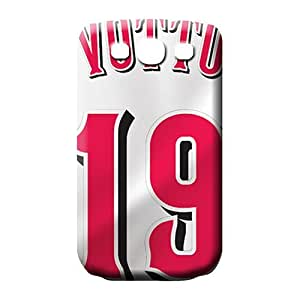 samsung galaxy s3 cases Personal Protective Stylish Cases phone cover case cincinnati reds mlb baseball