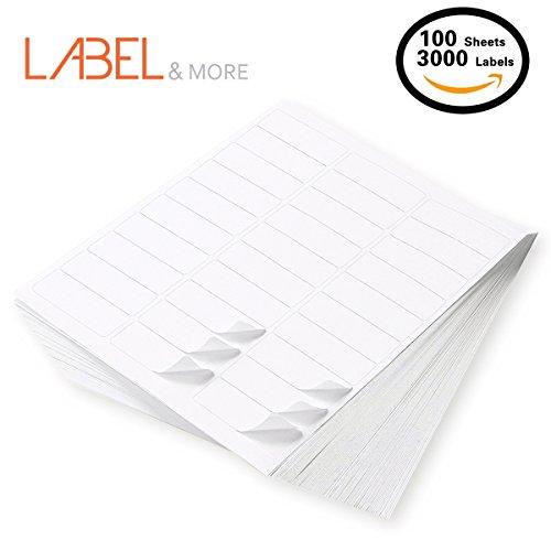 LABEL&MORE 30 up Labels FBA 1