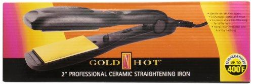 Gold N Hot Gh2143 Ceramics Professional Ceramic Straightenin