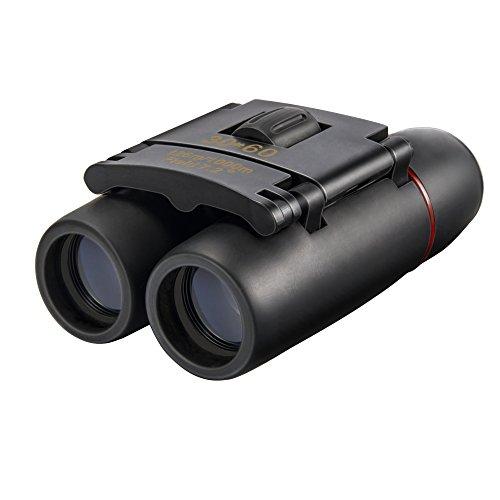 AmYin Foldable Mini Binoculars 8X21 For Concert Theater Opera Travel Hiking Bird Watching