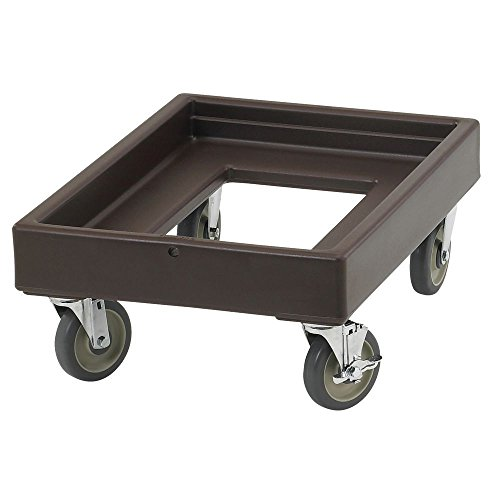 Carrier Brown Pan (Cambro Ultra Pan Carrier Dolly Toploading 19 5/8