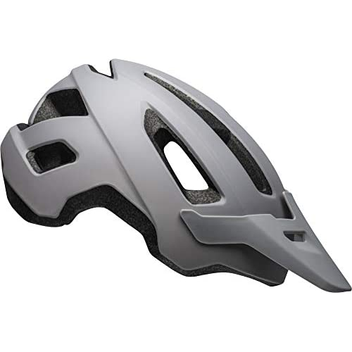 BELL Nomad MIPS Adult Mountain Bike Helmet - Matte Gray/Orange...