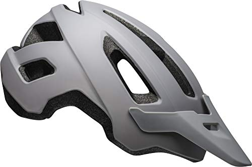 Bell Nomad MIPS Adult Bike Helmet - Matte Gray/Orange - UA (53-60 cm)