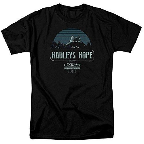 Hadleys Aliens Hope shirt Hommes Pour Black T Uqq1FnWHv