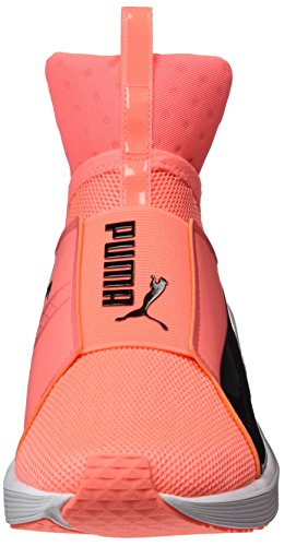Puma Core Nrgy Scarpe Donna Peach Arancione Indoor Fierce black Sportive rrqwTS4