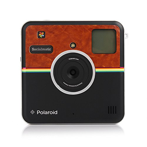 Polaroid Custom Designed Sticker Socialmatic