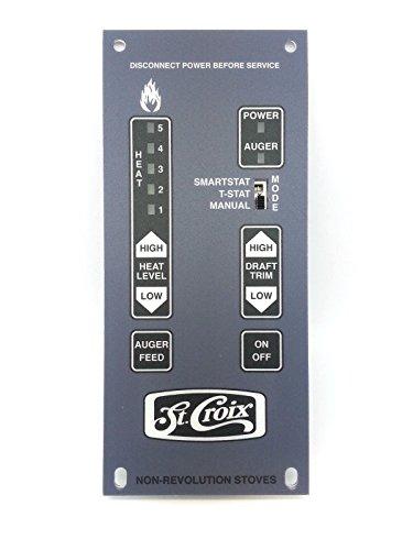 NEW St. Croix / Even Temp Control Board - Circuit Board Part # 80P30523-R -NEW STYLE