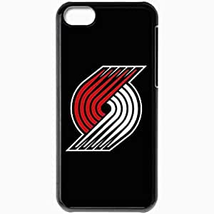 TYHde Personalized iPhone 4/4s Cell phone Case/Cover Skin Nba Portland Trail Blazers 6 Sport Black ending