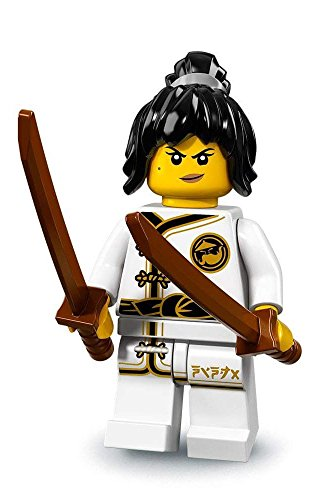 LEGO Ninjago Movie Minifigures Series 71019 - Spinjitzu Training Nya -