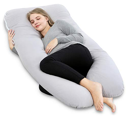 Pregnancy Pillow Zipper Removable Cotton