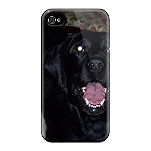 Awesome My Lab Rex Flip Case With Fashion Design For Iphone 4/4s