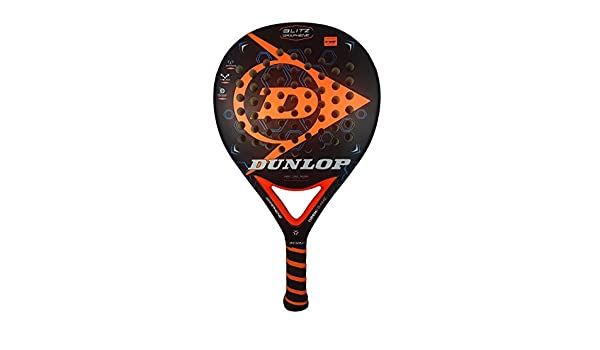 Amazon.com : DUNLOP Blitz Graphene Open Frame Padel Racket : Sports & Outdoors